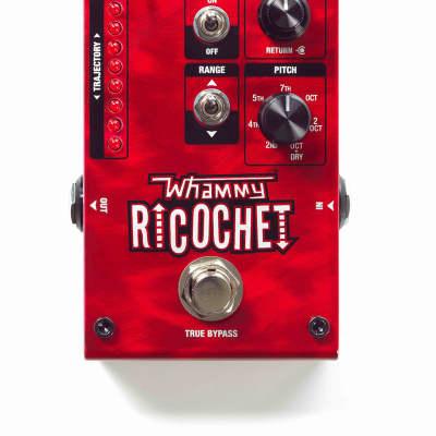 Digitech Whammy Ricochet Pitch Shift Efects Pedal