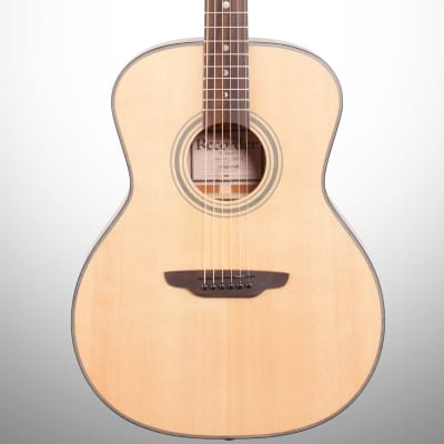 Luna Art Recorder Concert Acoustic Guitar for sale