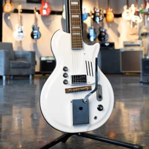 SUPRO AMERICANA ELECTRIC GUITAR WHITE HOLIDAY for sale