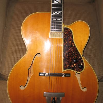 Gibson Johnny Smith Natural 1969 w/ OHSC