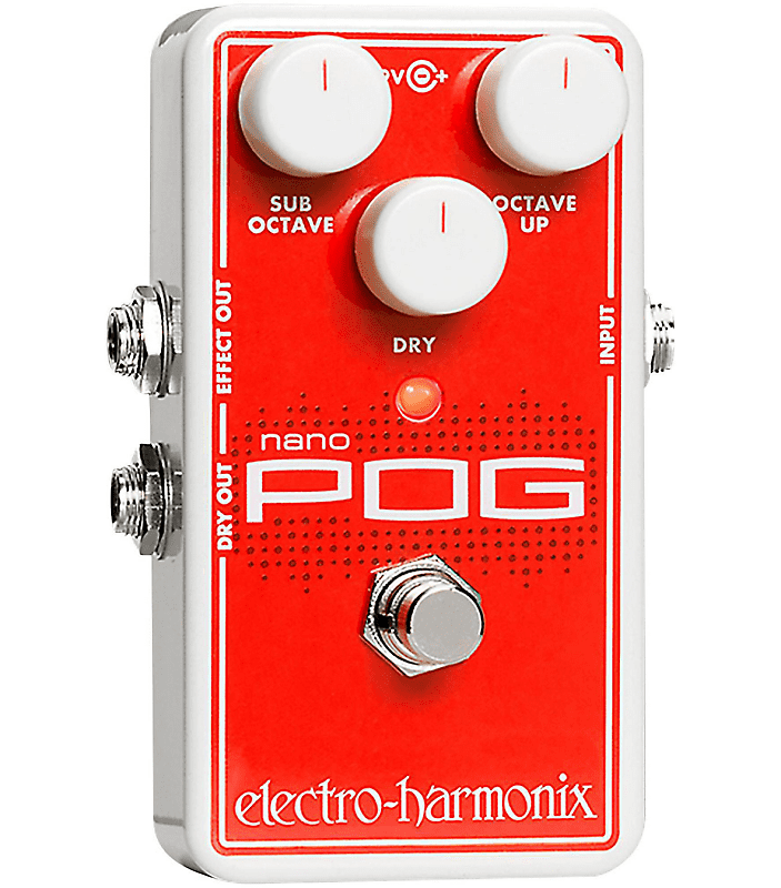 electro harmonix micro pog polyphonic generator guitar reverb. Black Bedroom Furniture Sets. Home Design Ideas