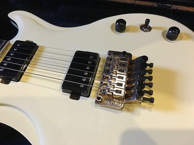 gary kramer custom electric guitar w hard shell case reverb. Black Bedroom Furniture Sets. Home Design Ideas