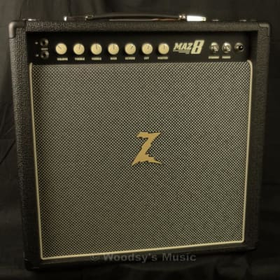 Dr. Z MAZ8 Studio Black Celestion H30 for sale
