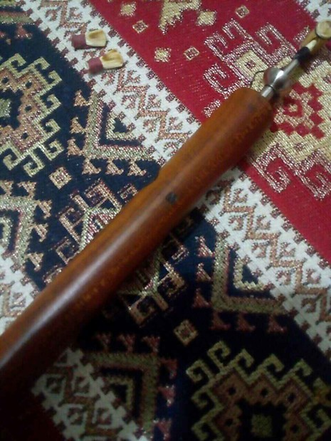 Zurna Armenian Made of Wild Apricot Wood | Duduk