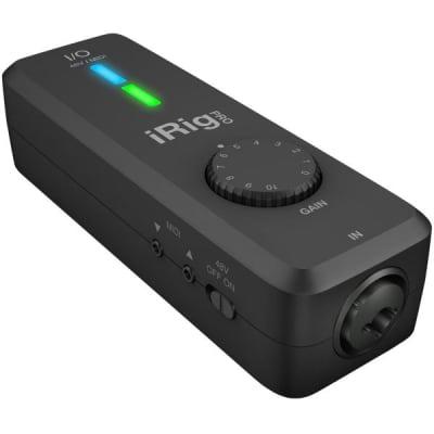 IK Multimedia iRig Pro I/O (Demo / Open Box)