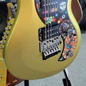 Paul Reed Smith Paul Reed Smith S2 VR Vernon Reid Signature Vela Guitar Egyptian  Gold  S2VRGB for sale