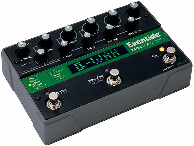 Eventide Modfactor Studio Quality Stereo Modulation Effects