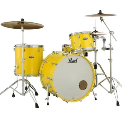 "Pearl Decade Maple 18""x16"" Floor Tom Drum  SOLID YELLOW DMP1816F/C228"