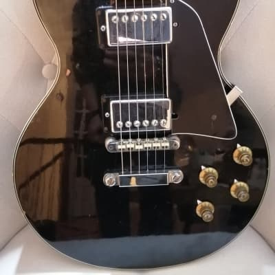 Maya Les Paul 70's Black for sale