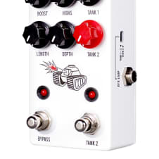 "JHS Pedals ""Spring Tank"" Reverb Pedal - New Auth Dlr!"