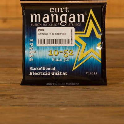 Curt Mangan 10-52 Nickel Wound