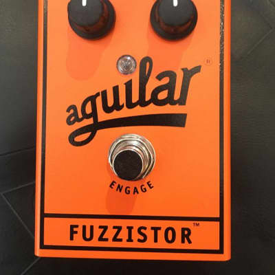 Aguilar Fuzzistor Bass Fuzz Pedal (Pre-Owned)