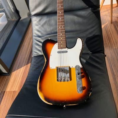 Fender Custom Shop Telecaster '67 Relic 2-Color Sunburst for sale