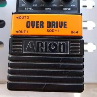 arion overdrive sod1