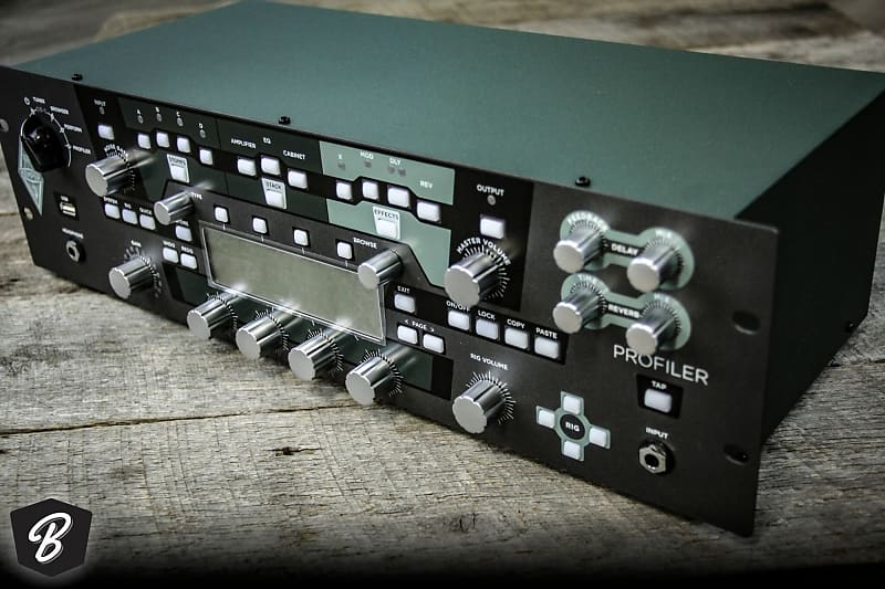 Kemper Profiler Rack | Barnett Music Exchange