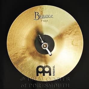 Meinl Byzance Traditional Splash Cymbal 6