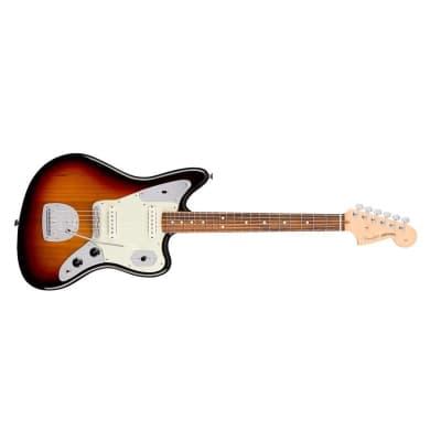 Fender American Professional Jaguar 3 Tone Sunburst, Rosewood for sale