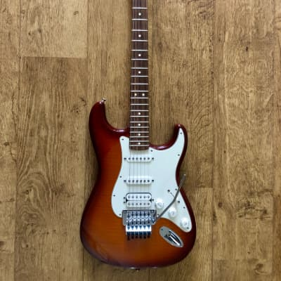 Fender Standard HSS Stratocaster Plus Top with Floyd Rose 2013 for sale