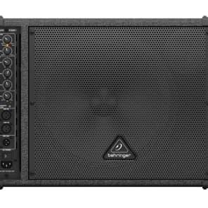 """Behringer F1220D Bi-Amp 250W 12"""" Monitor Speaker S"""