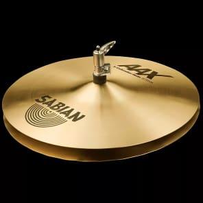 """Sabian 13"""" AAX X-Celerator Hi-Hat Cymbals"""