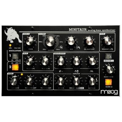 Moog Minitaur Taurus Analog Bass Synthesizer