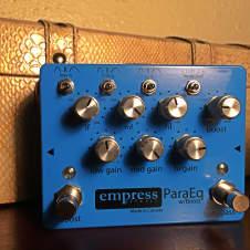 Empress ParaEQ Parametric EQ & Boost