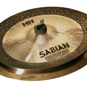 "Sabian 15005MPLB HH Low Max Stax Set 12/14"" Cymbal Pack"