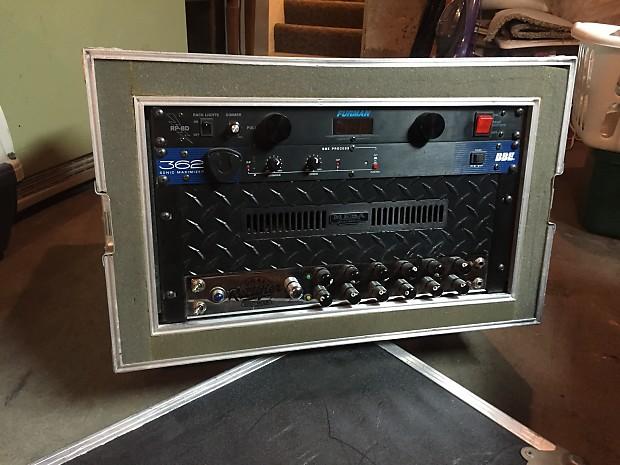 Mesa Boogie 100 Watt Two Channel Dual Rectifier Rack Mount