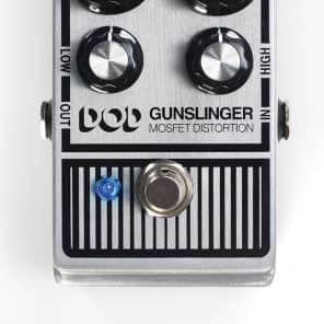 Digitech DOD Mosfet Distorition Pedal for sale