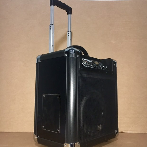 LD Systems RoadJack 8 - Portable Battery Powered PA Speaker  ebadae3a71a97
