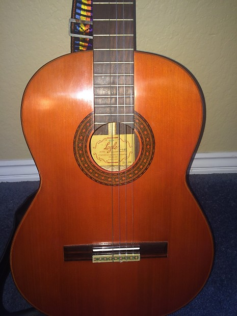 Lyle Classical Guitar C 640 Late 60 S Early 70 S Reverb