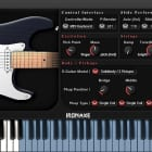 XHUN Audio IronAxe - Physical Modeld Virtual Electric Guitar (Download) image