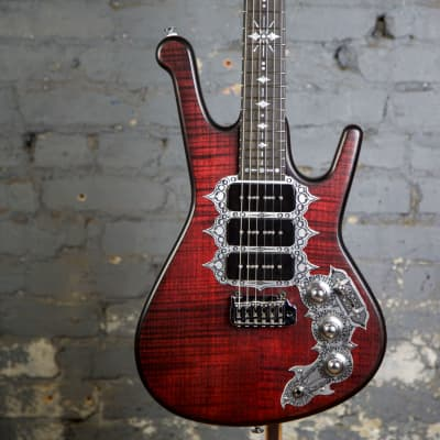 Teye Guitars Gypsy Queen  ( List Price $4395 ) for sale