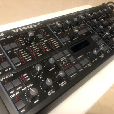 Access Virus C Rack Digital Synthesizer