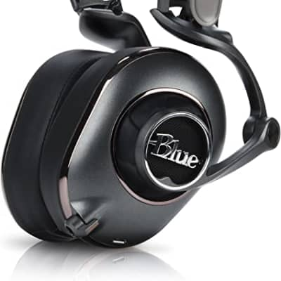 Blue Microphones Mix-Fi Powered High-Fidelity Headphones With Built-In Amp 982-000135