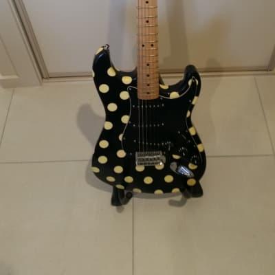 Fender Buddy Guy Standard Stratocaster Polka Dot Finish for sale