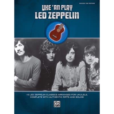 Alfred Music Uke 'An Play Led Zeppelin