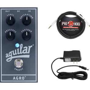 Aguilar AGRO + Instrument Cable + Power Supply for sale