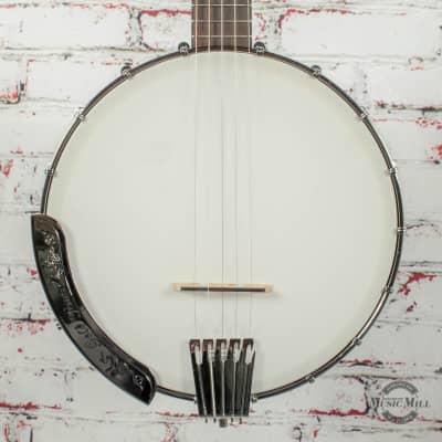 Gold Tone CC-50TR Cripple Creek Traveller Banjo Vintage Brown x1604 for sale