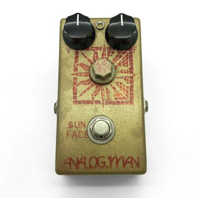 Analogman Sun Face Germanium Fuzz