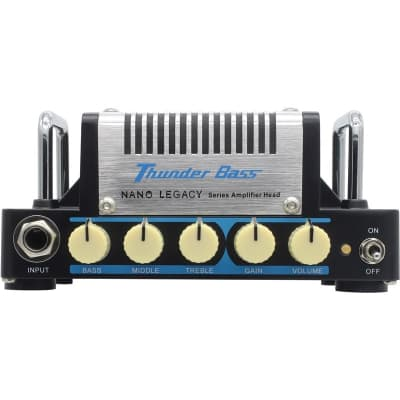 Hotone NLA-4 Nano Legacy Thunder Bass 5W Head for sale