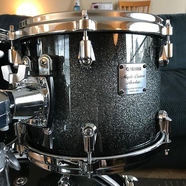 2bbfa75dc5dd Yamaha Maple Custom Absolute Nouveau 6-piece kit - Black