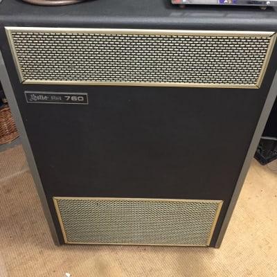 Leslie 760 1978 Black Tolex for sale