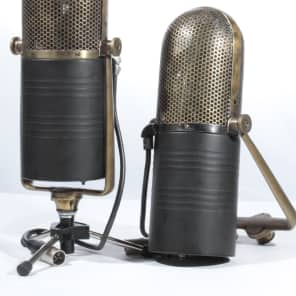 RCA 77-A Ribbon Microphone Pair