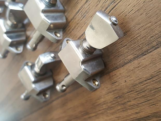 gibson firebird banjo tuners vintage region vintage reverb. Black Bedroom Furniture Sets. Home Design Ideas