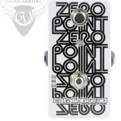 "Catalinbread Zero Point ""Studio Tape"" Flanger"