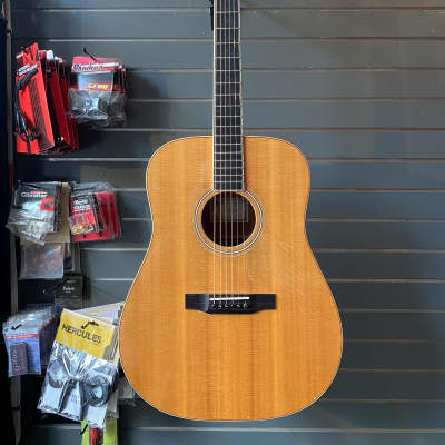 Larrivee D-03 Natural Acoustic Guitar w/ Hardshell Case