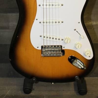 Fender 40th Anniversary Stratocaster 1994 Sunburst for sale