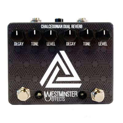 Westminster Chalcedonian Dual Reverb Pedal