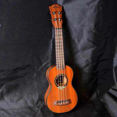 LAG Ukulele Soprano U77S Ex Display for sale
